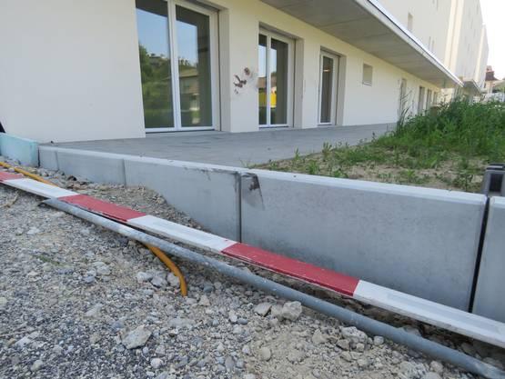 Der Sachschaden wird auf zirka 5'000 Franken geschätzt.