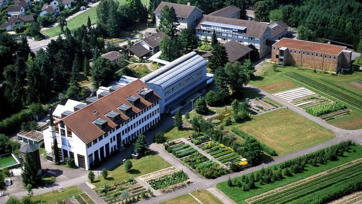 Die Forschungsanstalt für Wald, Schnee und Landschaft in Birmensdorf