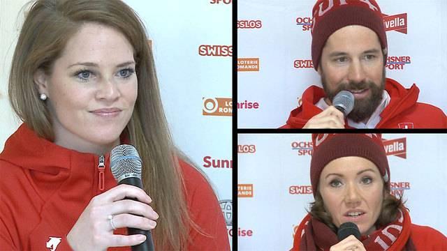 Schweizer an den Olympischen Spielen