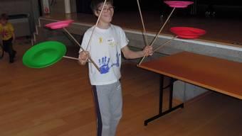 Circus Balloni in Dättwil