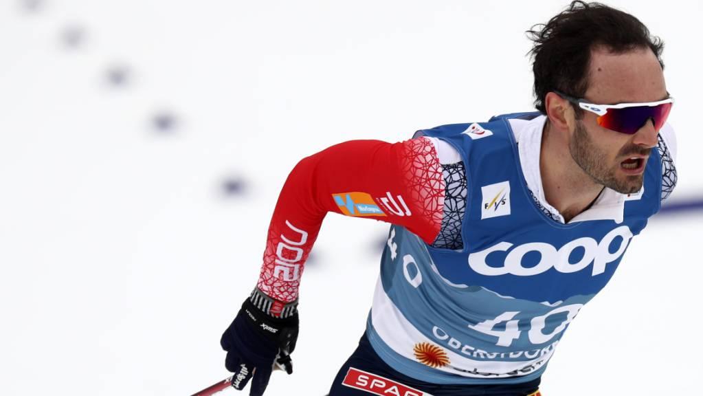 Hans Christer Holund lief über 15 km zu WM-Gold