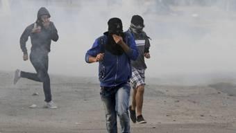 In Bahrain ist es erneut zu Protesten gegen die Regierung gekommen
