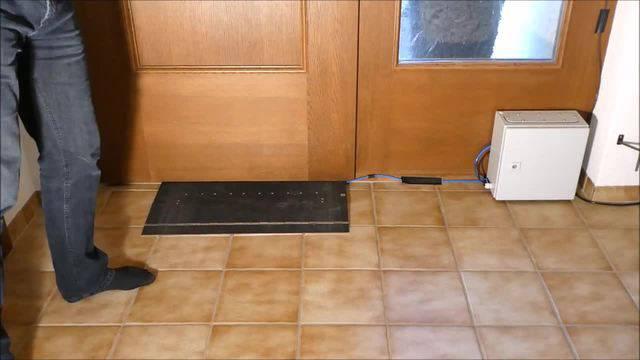Video der höhenverstellbaren Rampe