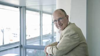 Paul Hofer wird neuer Baselbieter FDP-Präsident. Hier in seinem Arbeitsumfeld im Stücki-Businesspark.