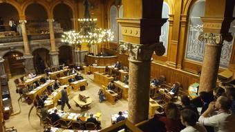 Die politischen Manöver um den frei gewordenen Ständeratssitz von Ernst Leuenberger beginnen.