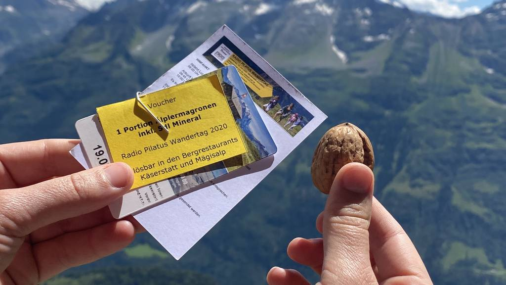 So war der Radio Pilatus Wandertag