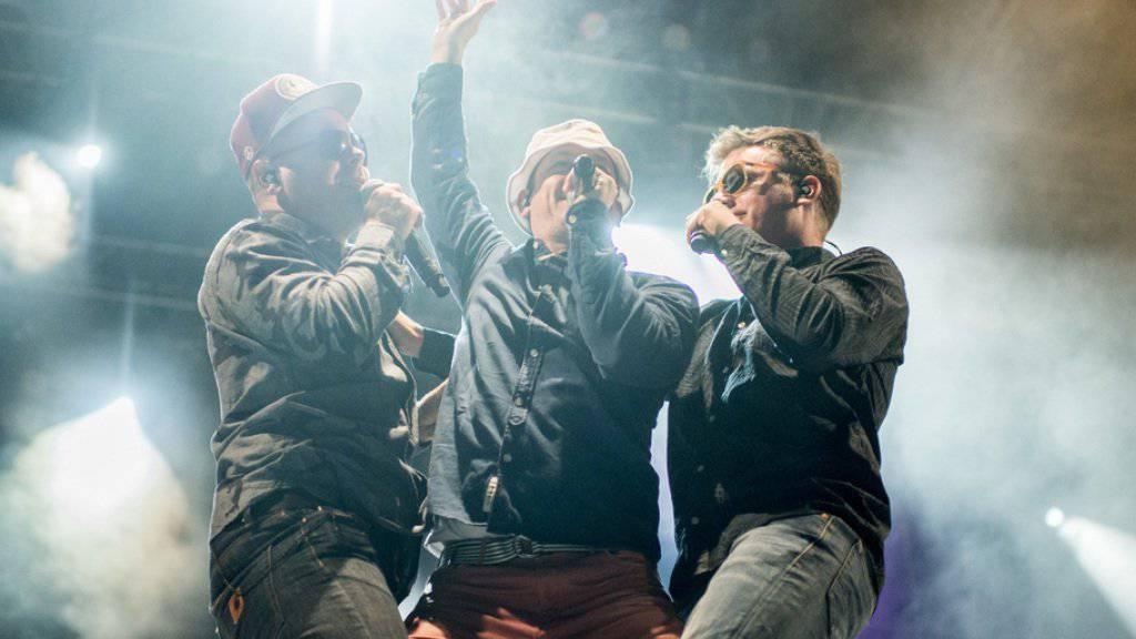Hip-Hop-Band Fettes Brot sorgt sich um Generation Schlager