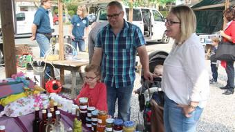 Neuauflage des Samstagmarkts in Reinach