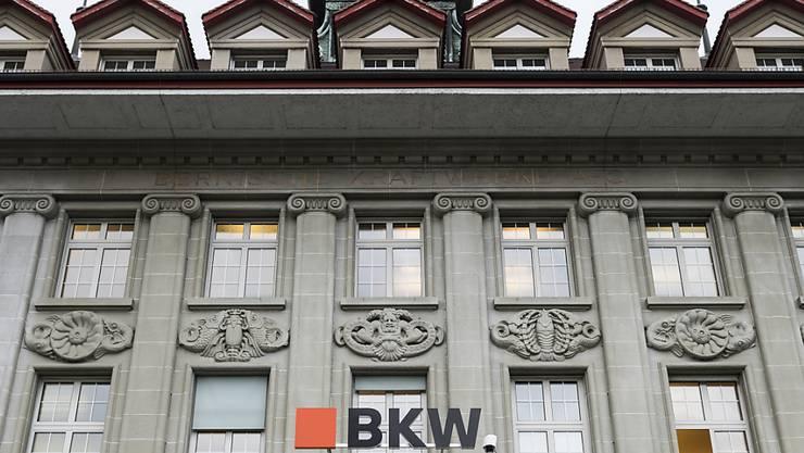 Der Energiekonzern BKW AG bleibt mehrheitlich im Besitz des Kantons Bern.