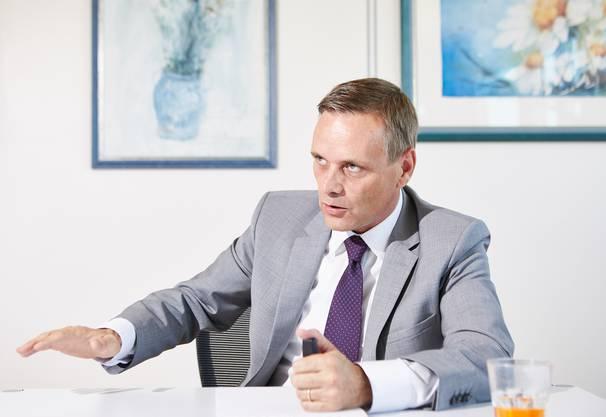 Gegen Quarantäne-Verkürzung: Der Aargauer Regierungsrat Jean-Pierre Gallati.