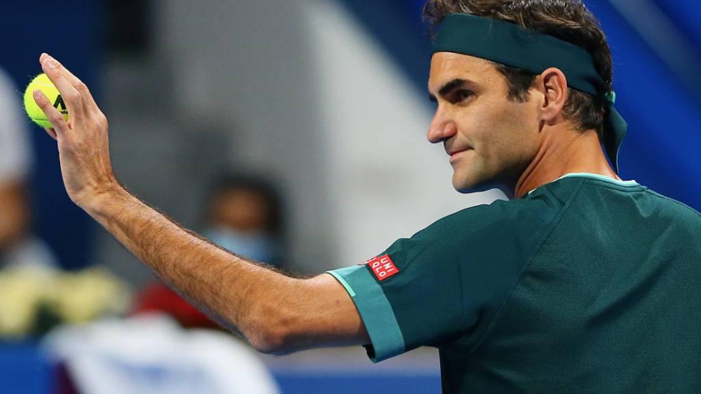 Die Tenniswelt weiss: Roger Federer ist wieder da