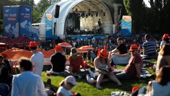 Wegen technischer Schwierigkeiten wurden am Summerstage-Festival in der Grün 80 die Tickets der Besucher nicht gescannt – was dem Missbrauch Tür und Tor öffnete.