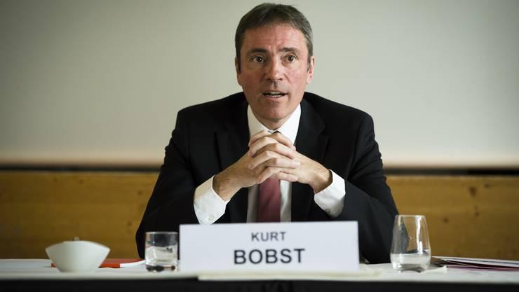 Kurt Bobst.