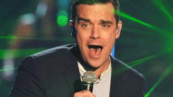 Robbie Williams schippert in den Hafen der Ehe ein.