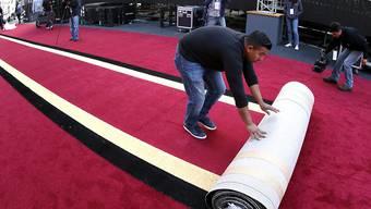Am Mittwoch ist der Rote Teppich für die Academy Awards ausgerollt worden.