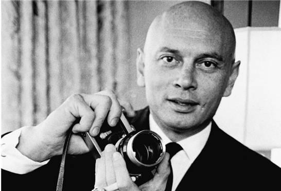 Yul Brynner war ein begeisterter Fotograf; Bilder von ihm werden in Möriken ausgestellt.
