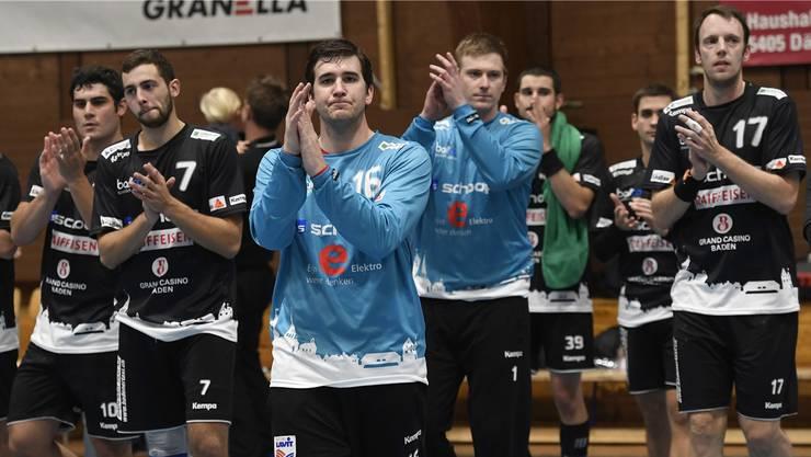 Die Badener Handballer spielten letzte Saison um den Aufstieg mit, verpassten diesen aber knapp.