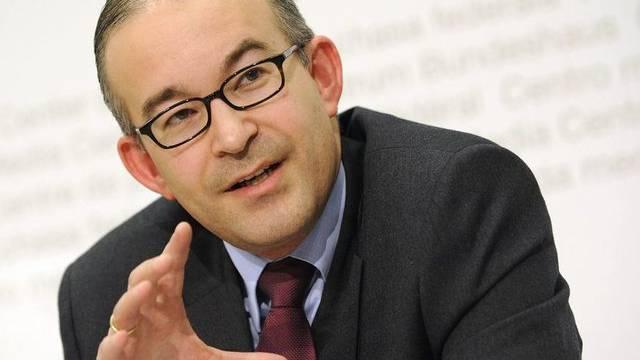 Gregor Rutz rückt für Bruno Zuppiger in den Nationalrat nach (Archiv)