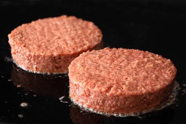 Sehen aus wie «echte» Burger, Felisch ist aber keines drin. (Bild: GettyImages)