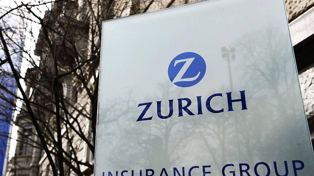 Der Versicherungskonzern Zurich Insurance setzt sich unter dem seit März dieses Jahres amtierenden Konzernchef Mario Greco neue Finanzziele. (Archivbild)