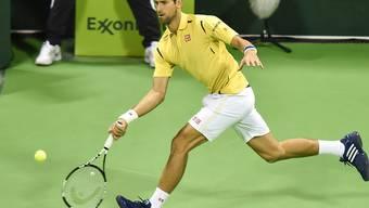 Novak Djokovic siegt im gelben Outfit zum 7. Mal in Serie gegen Rafael Nadal