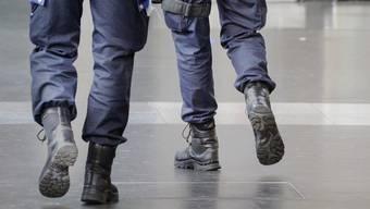 Polizei verhaftet den Täter von Langnau.