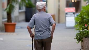 Rüstig: Dank stark gestiegener Lebenserwartung beziehen Senioren viel längerRenten als bei der AHV-Gründung vor 68 Jahren.