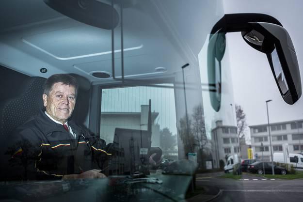 52 Jahre alt war Fritz Urwyler, als er die Swissair infolge des Groundings verlassen musste.