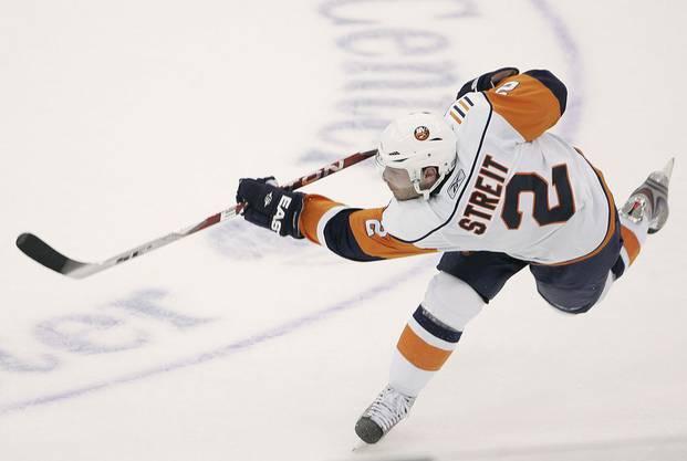 Mark Streit will wieder Hockey spielen