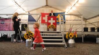 Sie sind das Rückgrat des schweizerischen Systems: Die Milizpolitiker.  (Archivbild)
