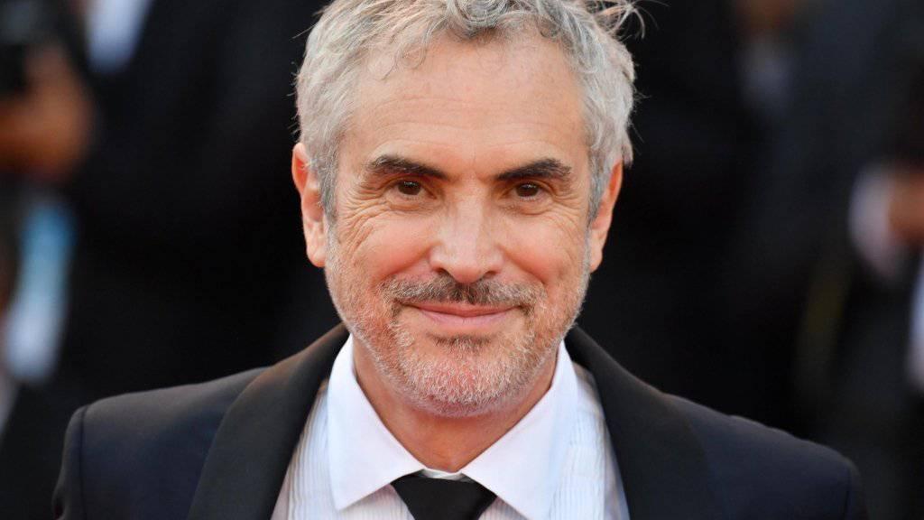 Gewinnt den Goldenen Löwen: der Mexikaner Alfonso Cuarón.