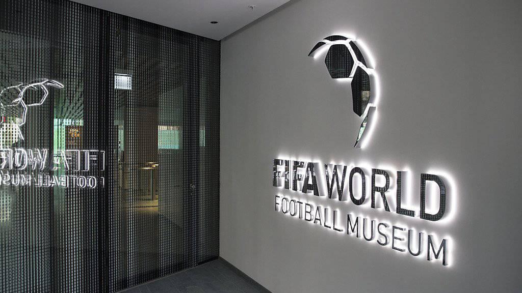Steht im Zentrum von Spekulationen: Das FIFA-Museum