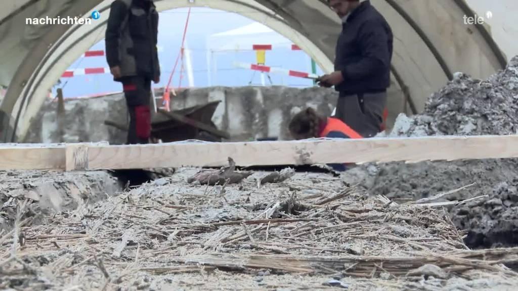 Steinzeit-Siedlung in Schwyz gefunden