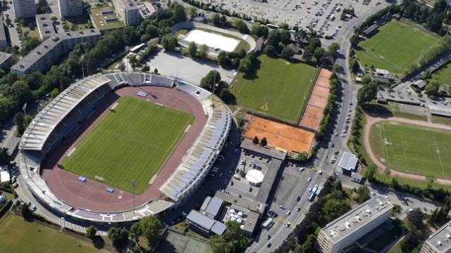 Cupsieger Sion will seine Europacupspiele auf der Lausanner Pontaise austragen