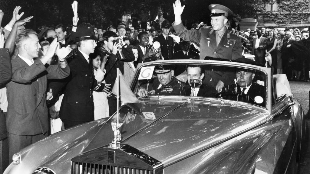 Heute vor 60 Jahren flog der erste Mensch ins All