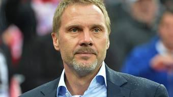 Fink nicht mehr auf der HSV-Bank.