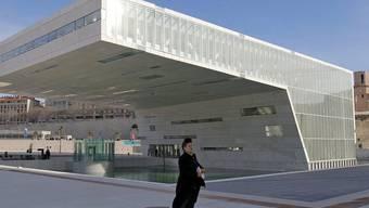 Neubau in Europas Kulturhauptstadt 2013: Museum in Marseille