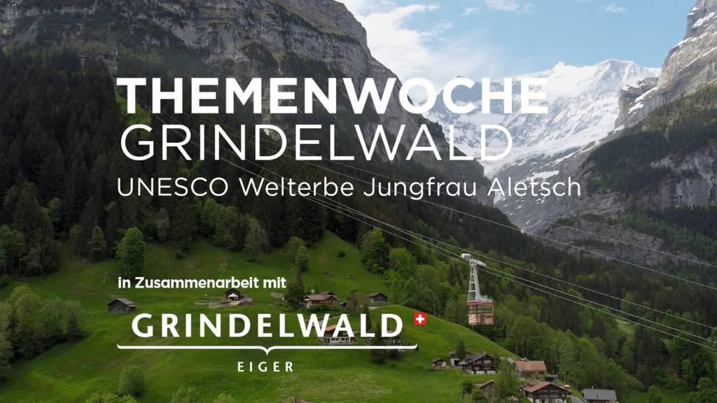 UNESCO Welterbe Jungfrau Aletsch