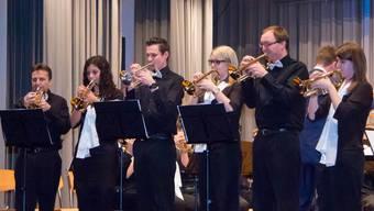 Jahreskonzert Brass Band Auw