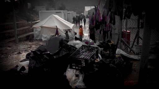Flüchtlingskrise auf Lesbos