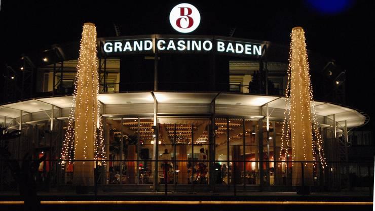 Grand Casino Baden. Casino Spielcasino Stadtcasino. 15.02.2007.