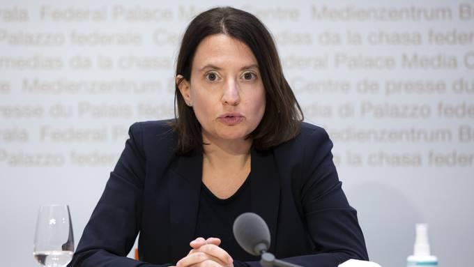 Nora Kronig.
