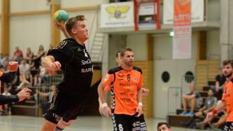 Musste sich mit dem TV Birsfelden einmal mehr dem TV Möhlin geschlagen geben: Mads Boie Thomsen konnte mit seinem Team nicht wie erhofft punkten.