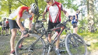 Gemeinsam sportlich unterwegs zu sein, macht Spass und motiviert.