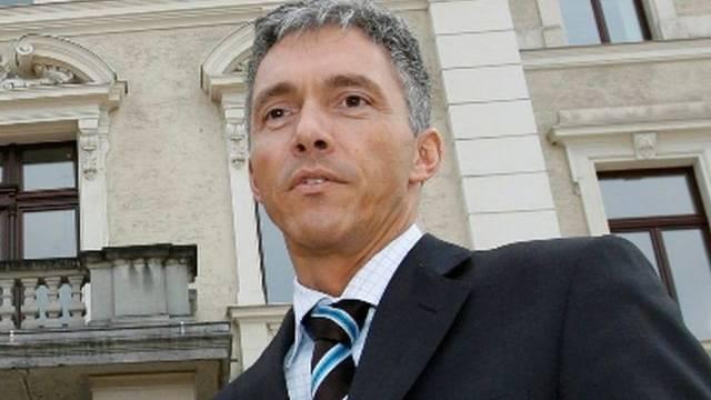 Arno Balzarini - Keystone