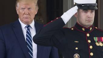 US-Präsident Donald Trump will die Reaktion der USA auf den Abschuss einer Drohne durch die Islamische Republik Iran bald deutlich machen.