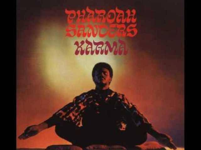 Pharoah Sanders feat. Leon Thomas : The Creator Has a Master Plan (1969).