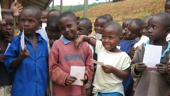 az-Spendenaktion Ruanda