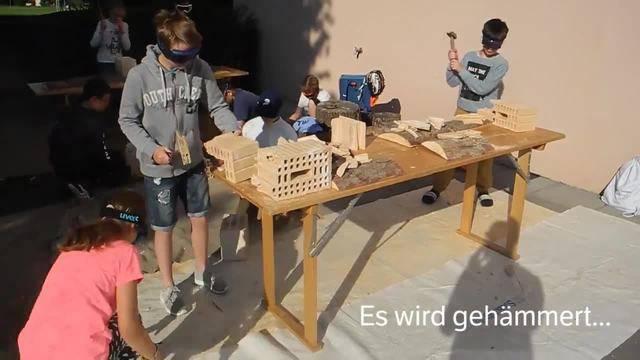 Kunstprojekt Deitingen (Mai 2018)
