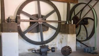 Das Birmensdorfer Wasserrad